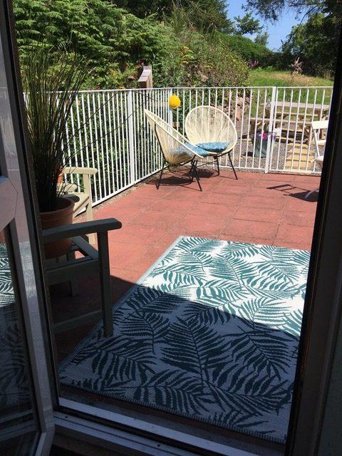 barn sun terrace